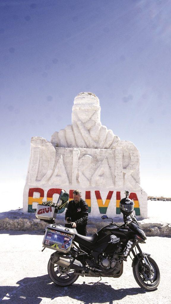 Bolívia fora do eixo