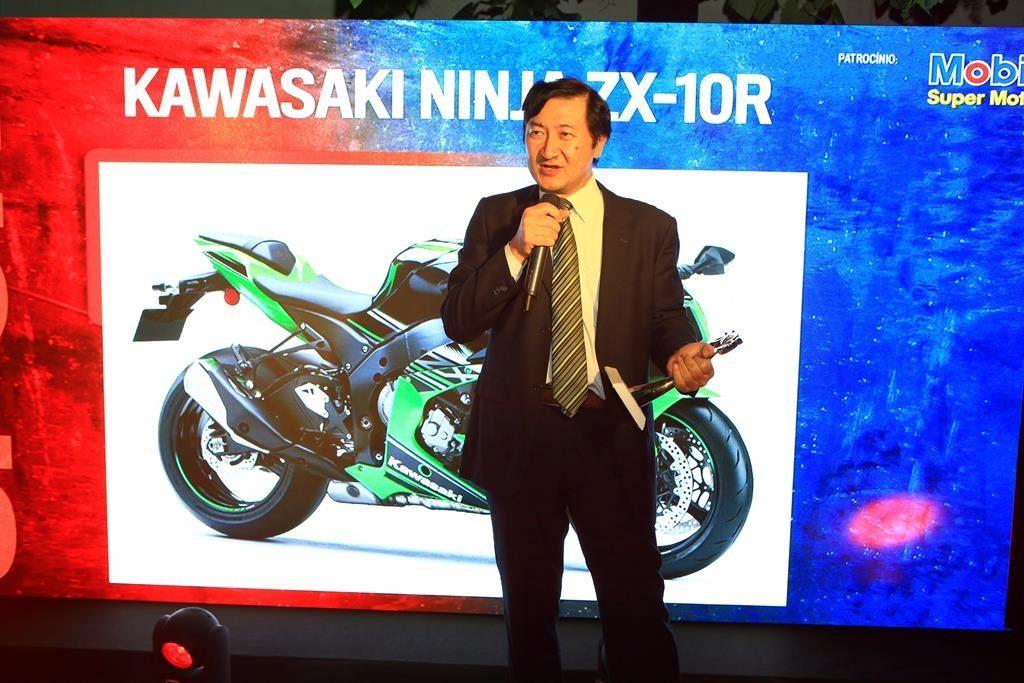 Ninja ZX-10R é eleita melhor moto esportiva no Moto Do Ano