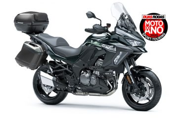 Kawasaki Versys 1000 Grand Tourer 2020