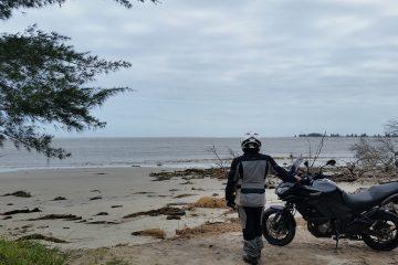 Viagem de Versys para Iguape (SP)