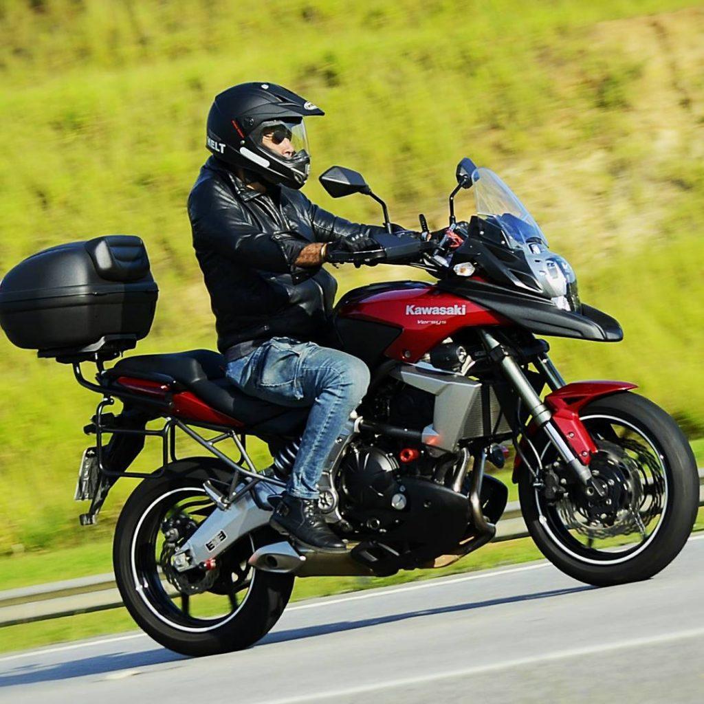Viagem de moto para a Estrada Parque, Mato Grosso do Sul. Foto: Fernando Calderaro