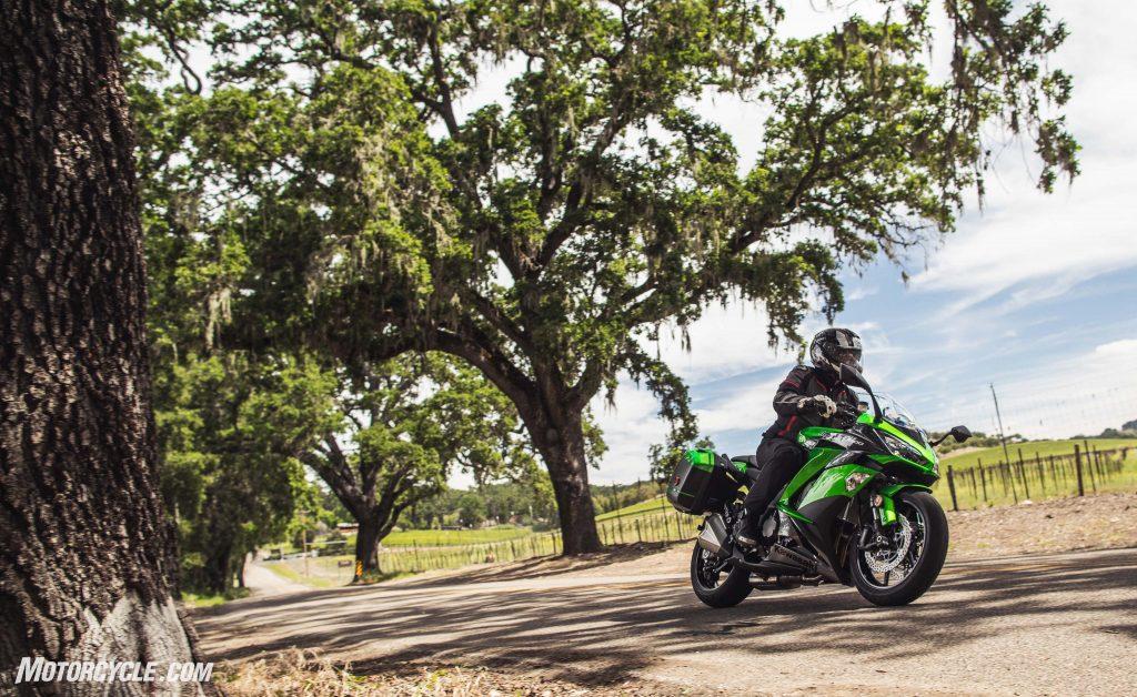 Kawasaki Ninja 1000. Foto: Motorcycle.com