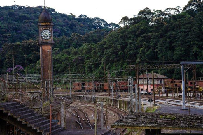Estação de trem de Paranapiacaba