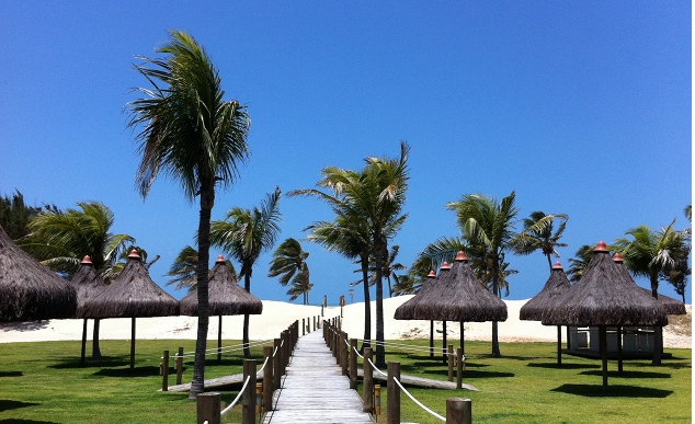Praia de Cumbuco, Fortaleza (Ceará)