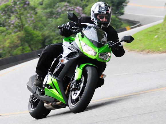Kawasaki Ninja Tourer