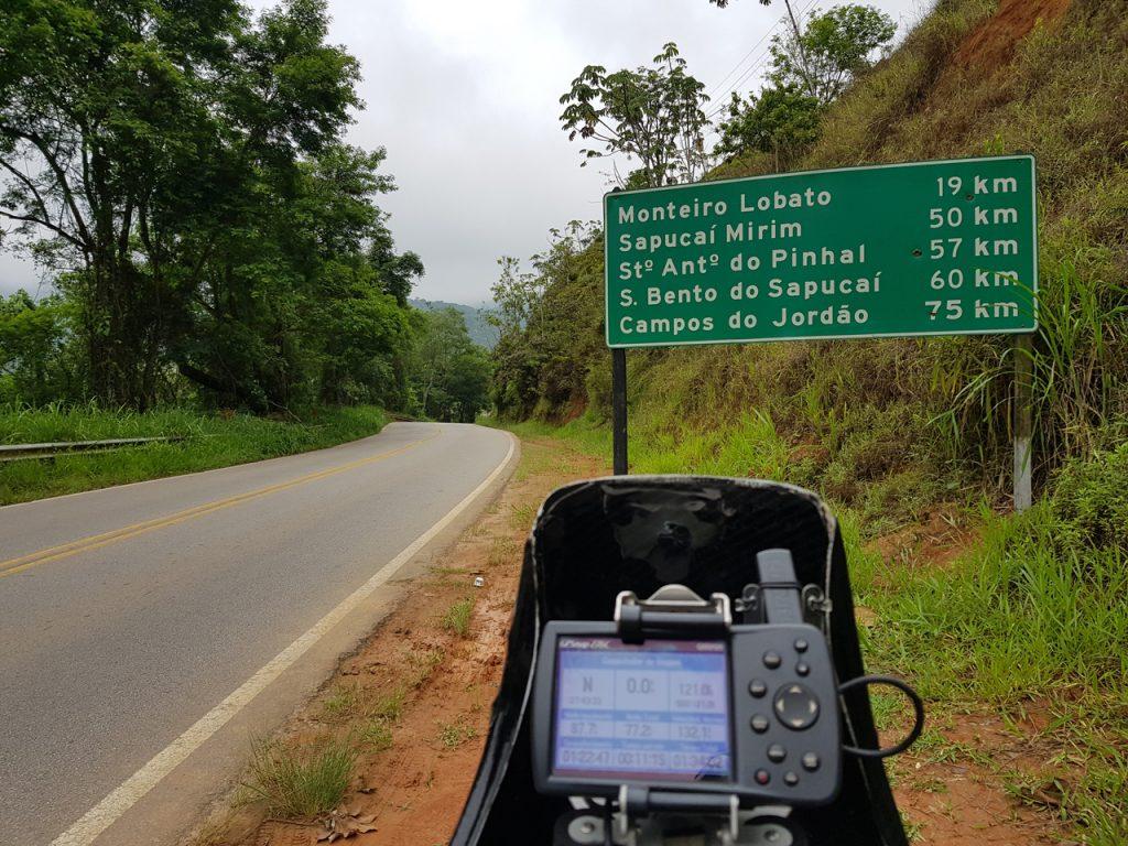 Rodovia Monteiro Lobato - Alexandre Rio