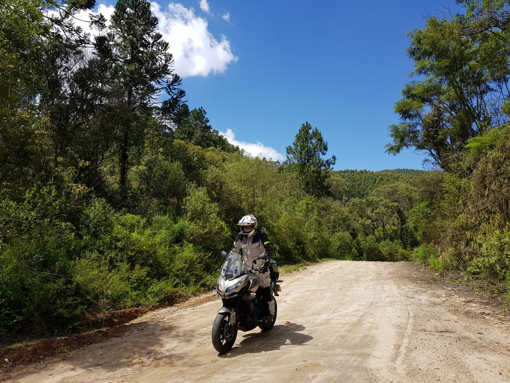 Estrada Santa Bárbara - Alexandre Rio