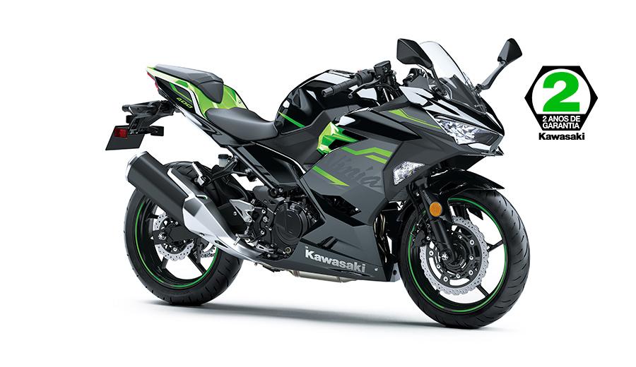 Kawasaki Ninja 400 2020