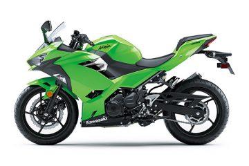 Ninja 400 Kawasaki One
