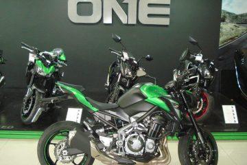 Z900 Verde