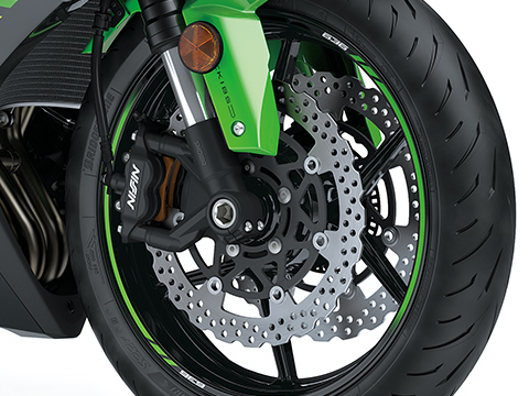 Kawasaki Ninja Zx_R6 2020