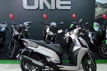 Kymco, 300 cc, Scooter, GT 300i, freios ABS, transmissão CVT, econômica