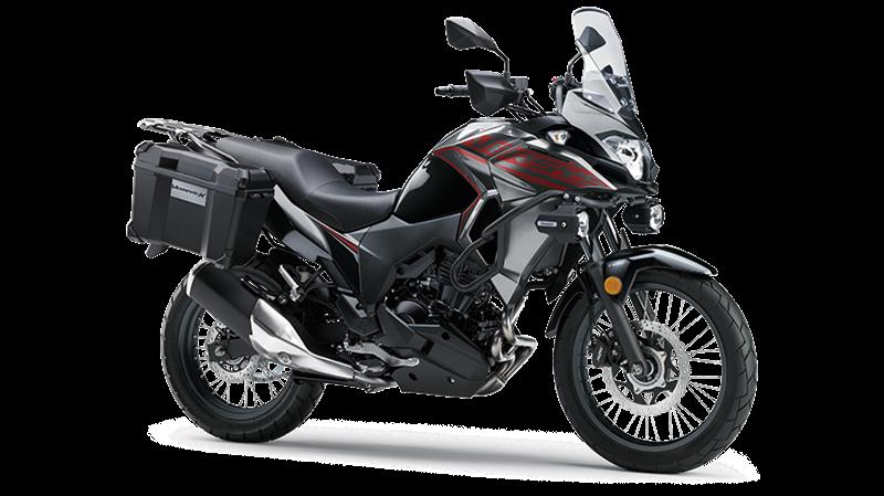 Kawasaki Versys X300 Tourer